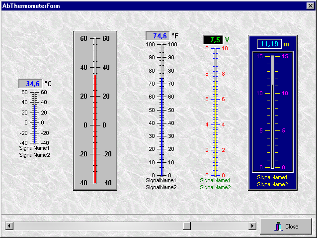 TAbThermometer